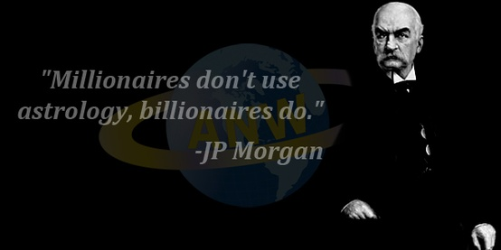 JP Morgan uses astrology